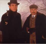 No Image for SHERLOCK HOLMES: THE HOUND OF THE BASKERVILLES (1988)