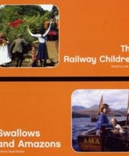 No Image for THE RAILWAY CHILDREN/SWALLOWS AND AMAZONS