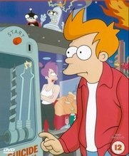 No Image for FUTURAMA SEASON 1 DISC 1