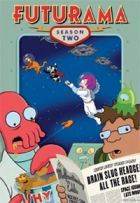 No Image for FUTURAMA SEASON 2 DISC 1