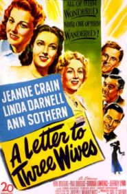 No Image for A LETTER TO THREE WIVES