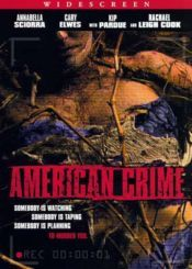 No Image for AMERICAN CRIME