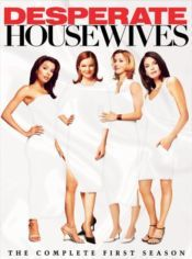 No Image for DESPERATE HOUSEWIVES SEASON 1 DISC 1
