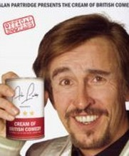 No Image for ALAN PARTRIDGE PRESENTS THE CREAM OF BRITISH COMEDY