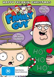 No Image for FAMILY GUY HAPPY FREAKIN' CHRISTMAS
