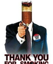 No Image for THANK YOU FOR SMOKING
