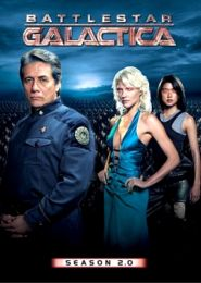 No Image for BATTLESTAR GALACTICA SEASON 2 DISC 1