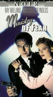 No Image for MINISTRY OF FEAR