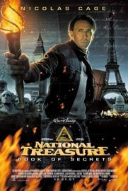 No Image for NATIONAL TREASURE 2: BOOK OF SECRETS