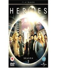 No Image for HEROES SEASON 2 DISC 1