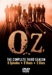 No Image for OZ SEASON THREE DISC 1