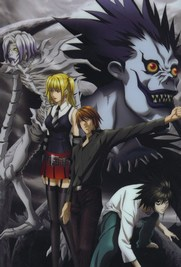 No Image for DEATH NOTE (ANIMATED SERIES): DISC 3