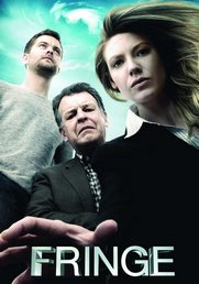 No Image for FRINGE SEASON ONE: DISC 1