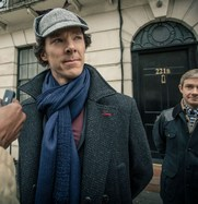 No Image for SHERLOCK (BBC) SERIES 3 DISC 1