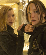 No Image for THE HUNGER GAMES: MOCKINGJAY PART 2