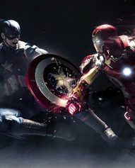 No Image for CAPTAIN AMERICA: CIVIL WAR