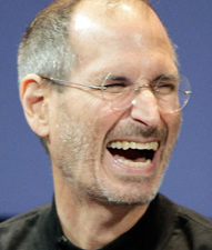 No Image for STEVE JOBS: THE MAN IN THE MACHINE
