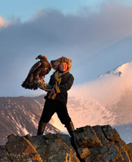 No Image for THE EAGLE HUNTRESS
