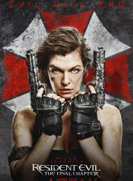 No Image for RESIDENT EVIL: THE FINAL CHAPTER