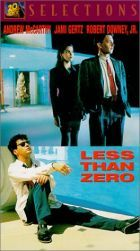 No Image for LESS THAN ZERO