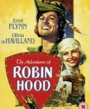 No Image for THE ADVENTURES OF ROBIN HOOD (ERROL FLYNN)