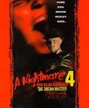 No Image for A NIGHTMARE ON ELM STREET 4 - THE DREAM MASTER