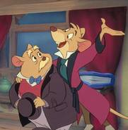 No Image for BASIL THE GREAT MOUSE DETECTIVE