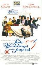No Image for FOUR WEDDINGS AND A FUNERAL