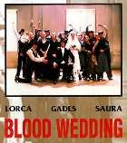 No Image for BLOOD WEDDING
