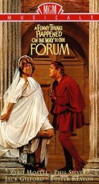No Image for A FUNNY THING HAPPENED ON THE WAY TO THE FORUM