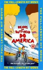 No Image for BEAVIS AND BUTTHEAD: DO AMERICA