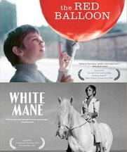 No Image for RED BALLOON (1956) AND WHITE MANE (1953)