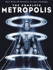 No Image for METROPOLIS (RECONSTRUCTED & RESTORED VERSION)