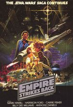 No Image for STAR WARS EPISODE 5: EMPIRE STRIKES BACK (Original theatrical version)