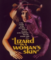No Image for A LIZARD IN A WOMAN'S SKIN